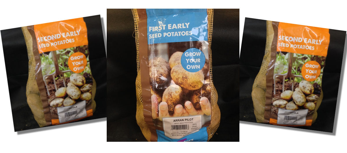 Permalink to:2kg Taylors Seed Potatoes | £4.99