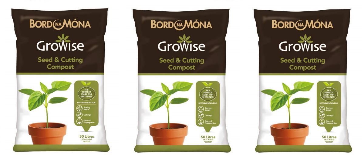 Permalink to:Growise 50 Litres Seed & Cutting Compost | £5.99